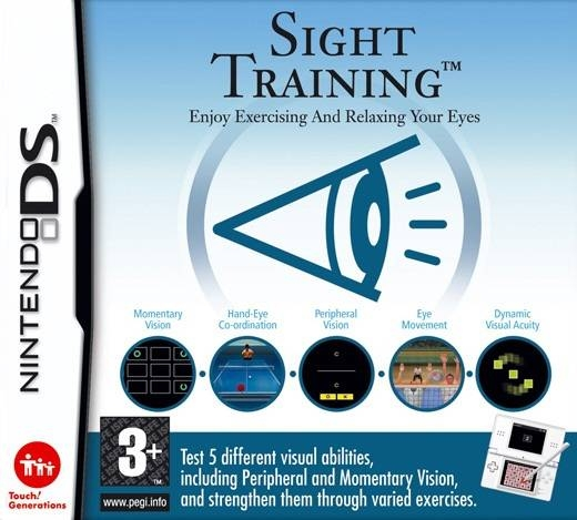 Sight Training - Alzgamer