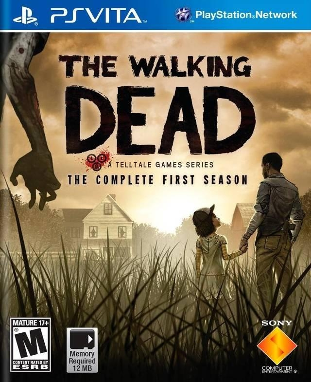 The Walking Dead The Complete First Season - Alzgamer