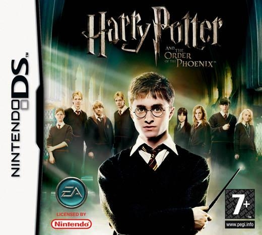 Harry Potter and the Order of the Phoenix - Alzgamer