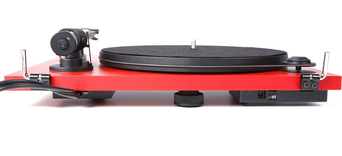Pro-Ject Essential II - Audiodisain