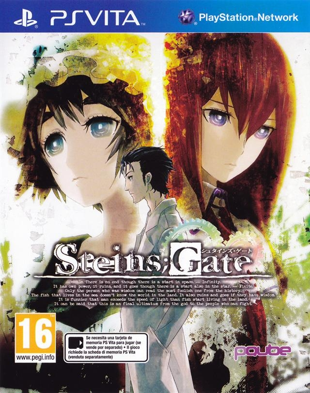 Steins;Gate - Alzgamer
