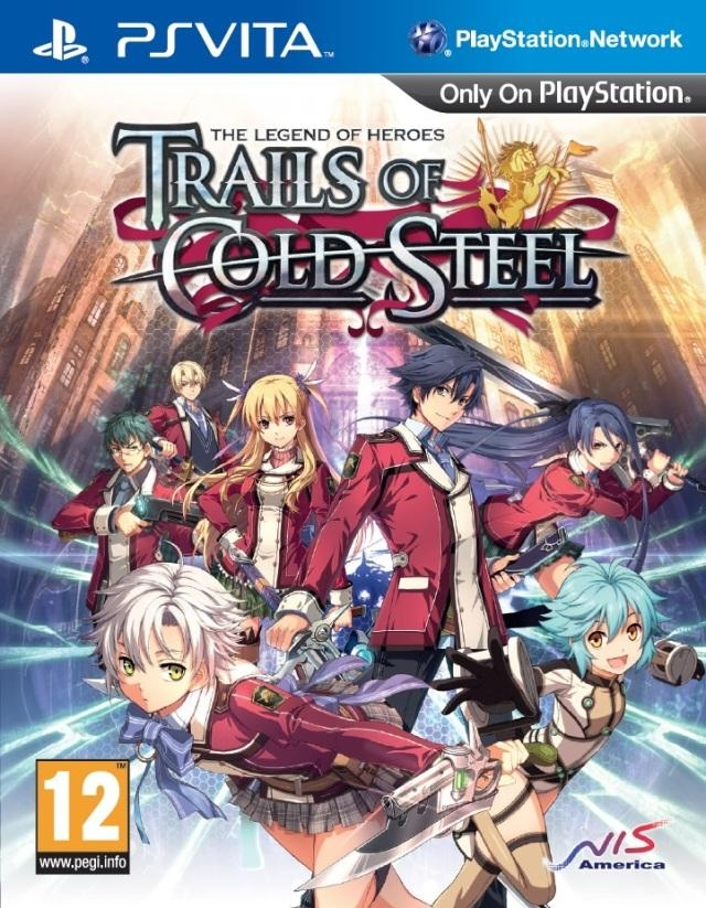 The Legend of Heroes: Trails of Cold Steel - Alzgamer
