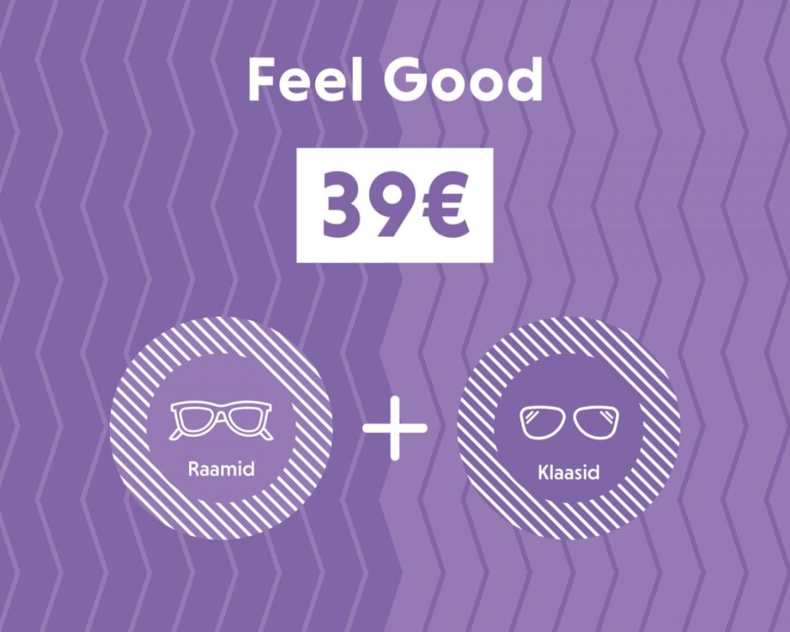 Feel Good pakett 39 - Pere Optika