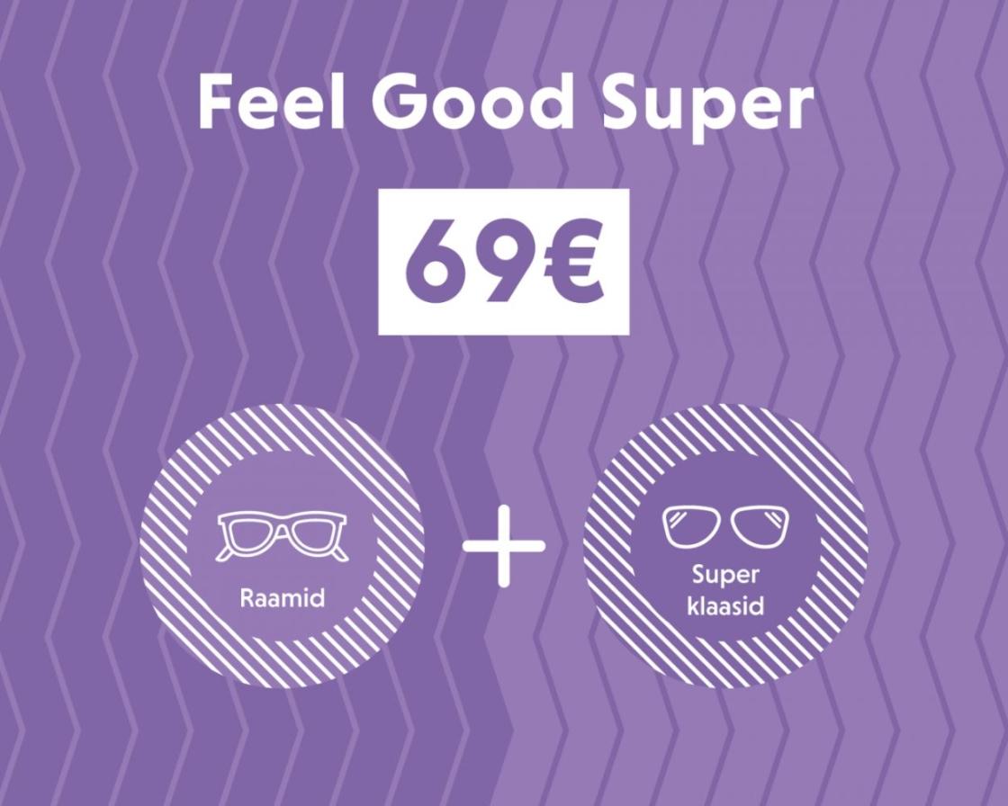Feel Good Super pakett 69 - Pere Optika