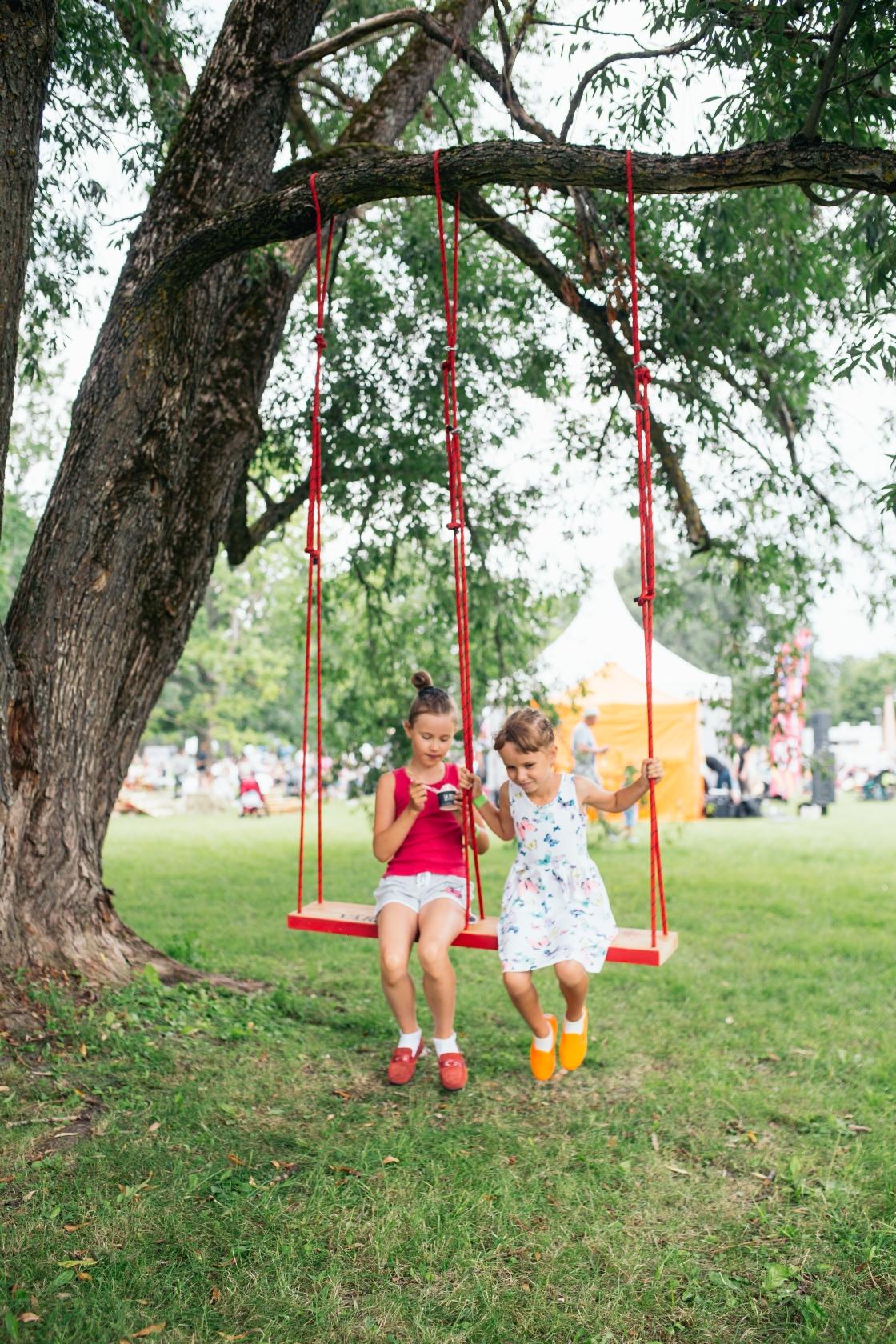 Rõõmsate Laste Festivali piletimüük on alanud!
