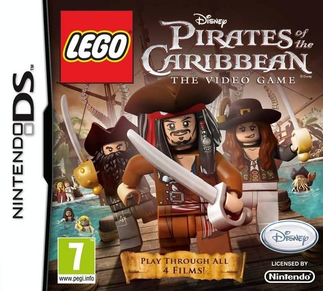 LEGO Pirates of the Caribbean The Video Game - Alzgamer