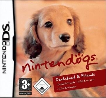 Nintendogs: Dachshund & Friends - Alzgamer