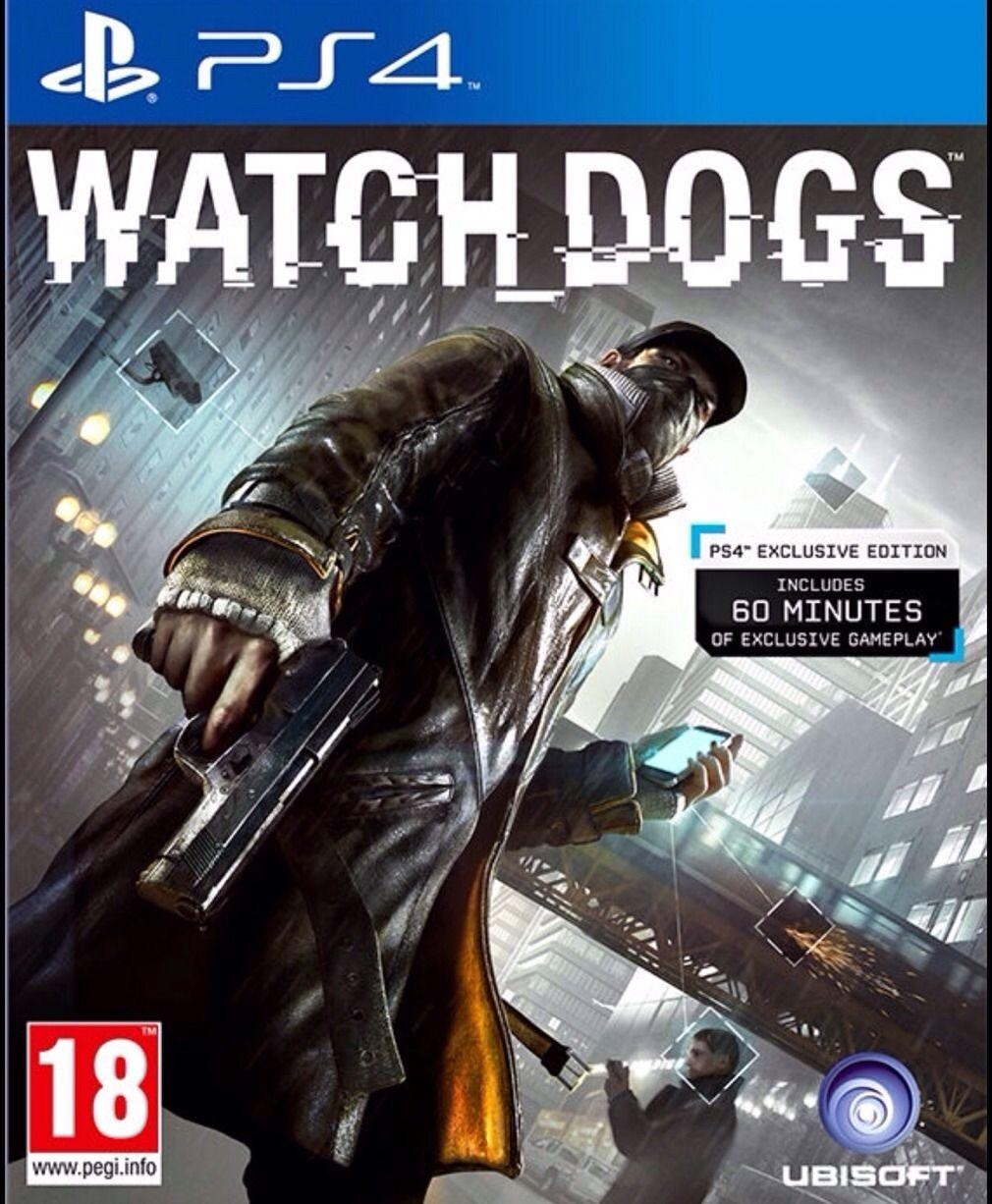 Watch Dogs - Alzgamer