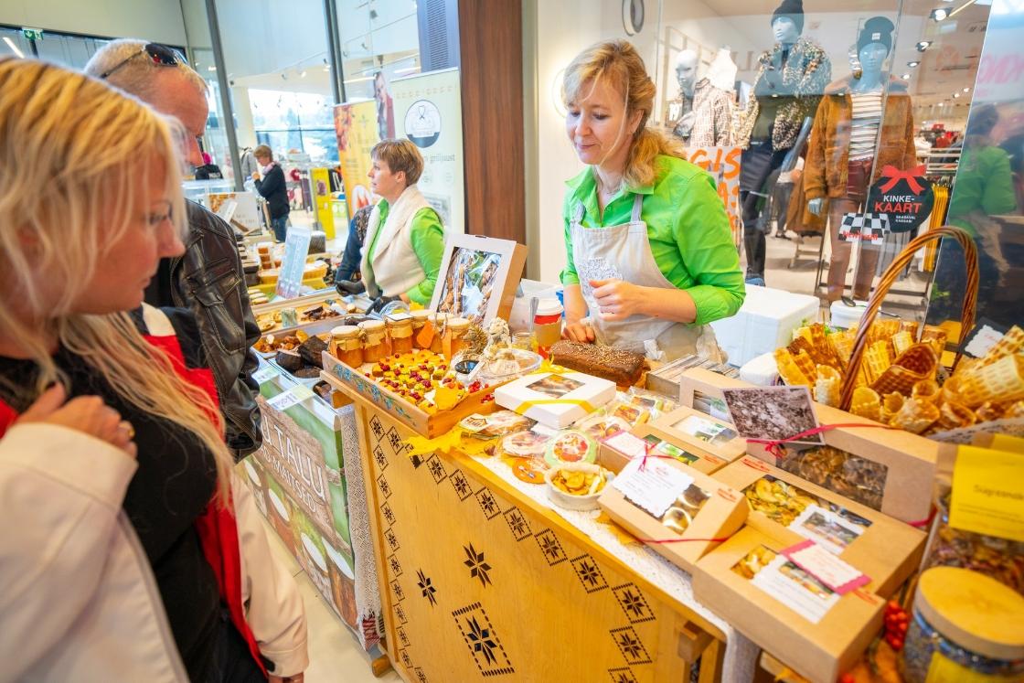 Eesti Toidu Pidu, 5. oktoober