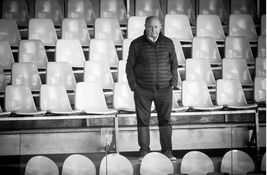 Aleksei Mishin - professor uiskudel - Astri Arena