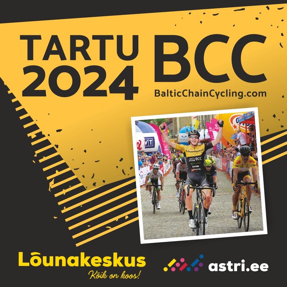 Baltimaade tugevaima jalgrattameeskonna tutvustus