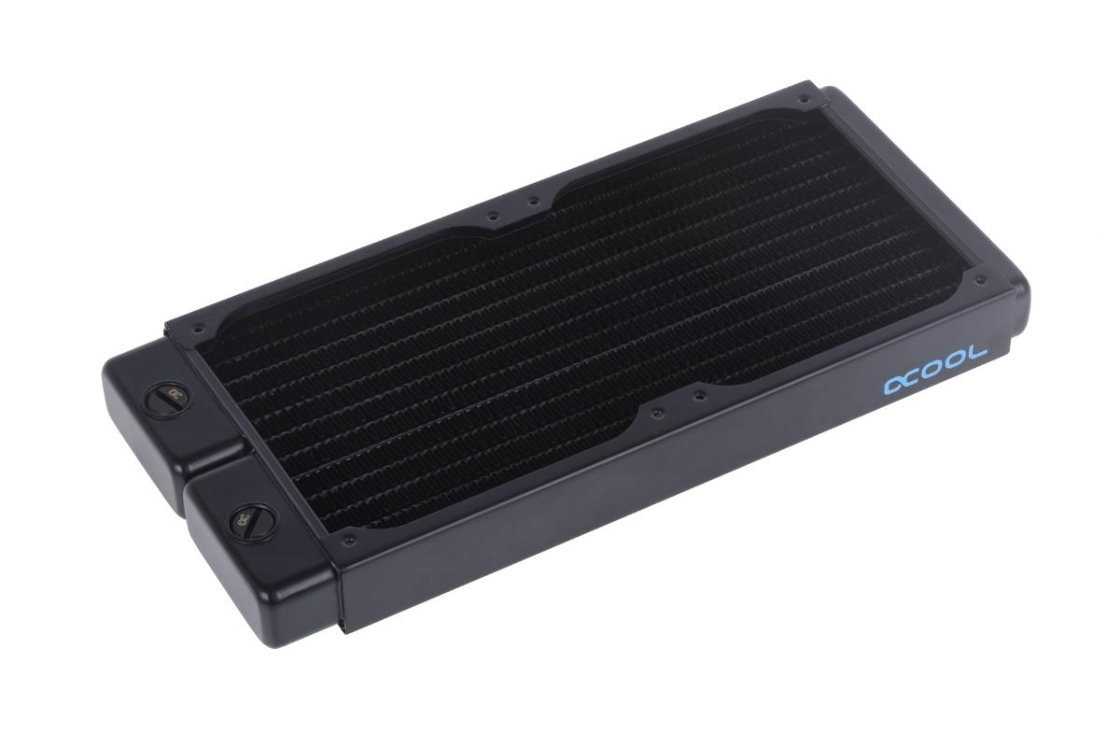 Alphacool NexXxoS ST30 Full Copper 240mm radiator V.2 - Arvutitark
