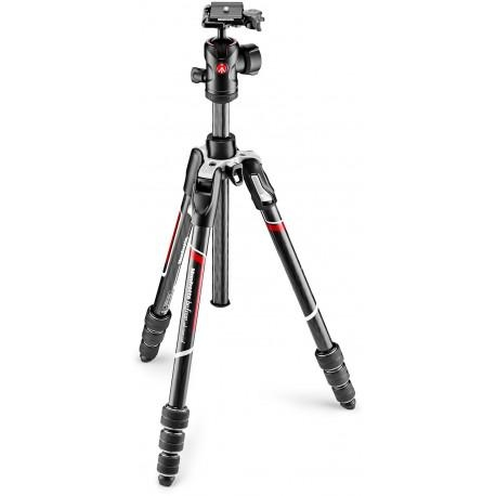 Manfrotto statiivikomplekt Befree Advanced Kit MKBFRTC4-BH - Photopoint