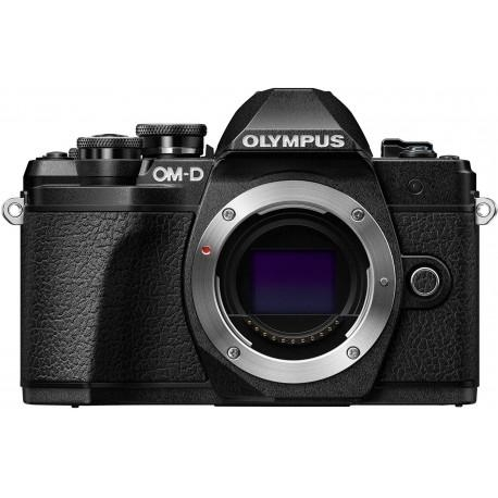 Olympus OM-D E-M10 Mark III kere, must - Photopoint