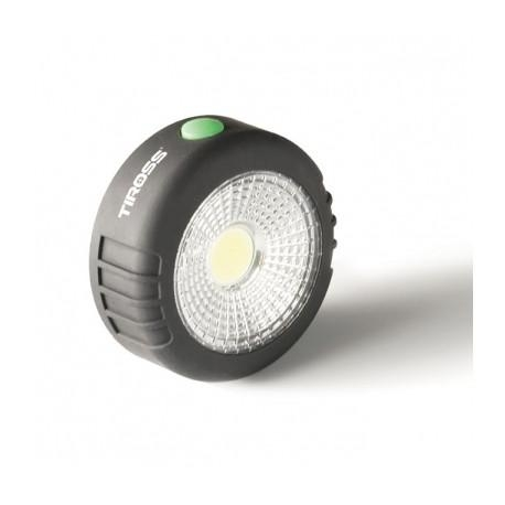 Tiross multifunktsionaalne lamp 3W COB LED TS-1844 - Photopoint