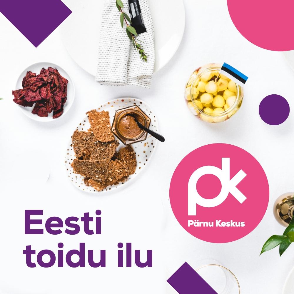 Märkame Eesti toidu ilu!