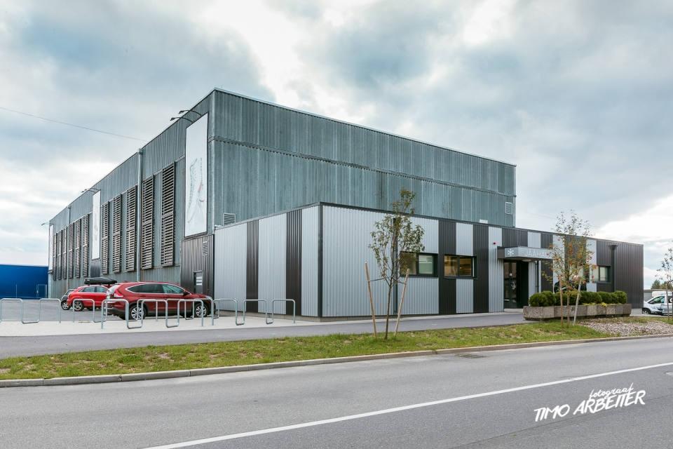 Astri Arena treeninghall (jäähall) on suletud! - Jäähall