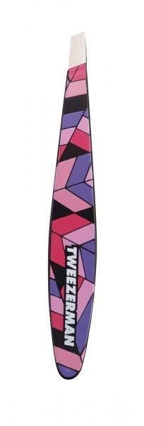 Tweezerman Tweezerman Mini pintsetid Aztec Rainbow Pink - Beauty Pro