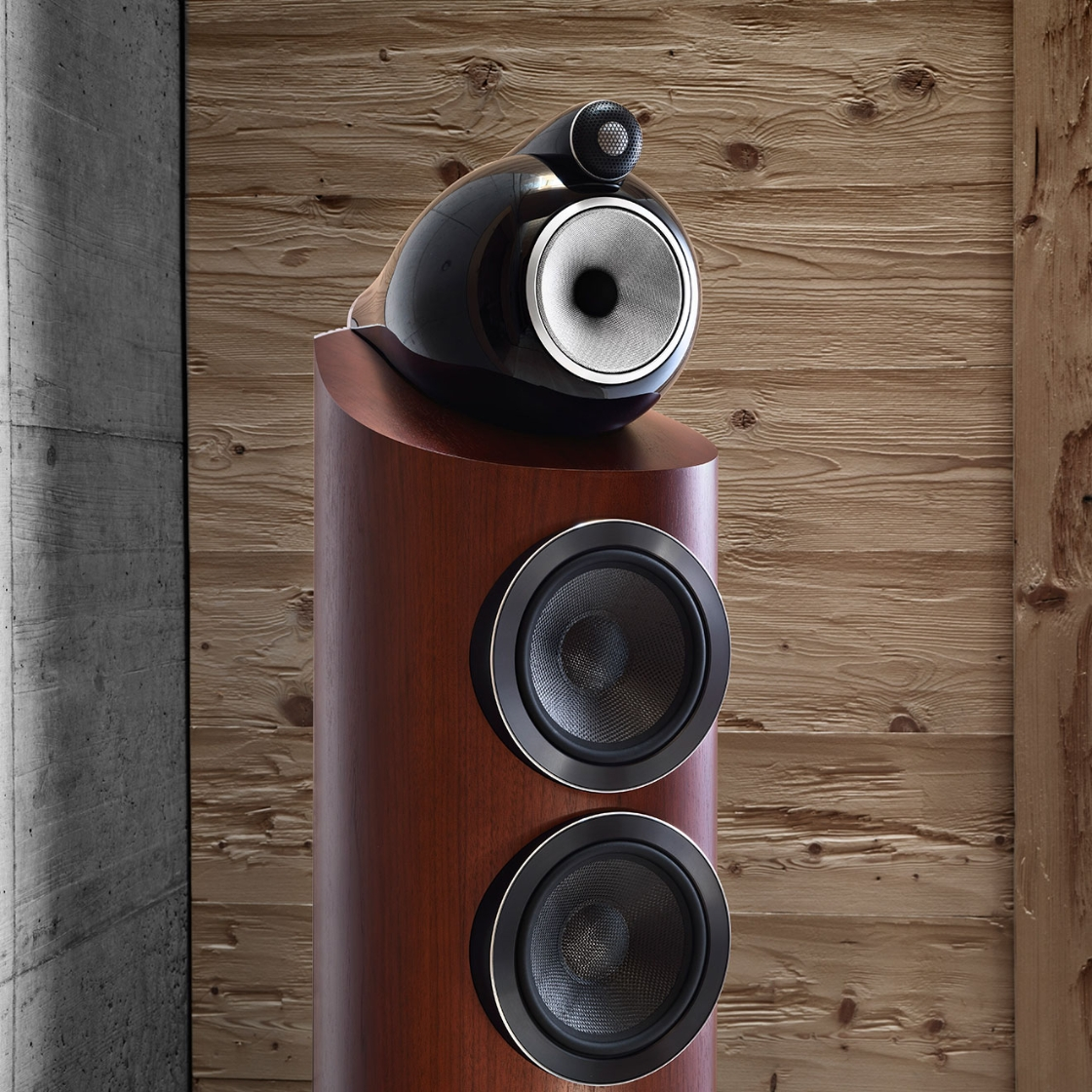 Bowers & Wilkins 803 D3 - Audiodisain