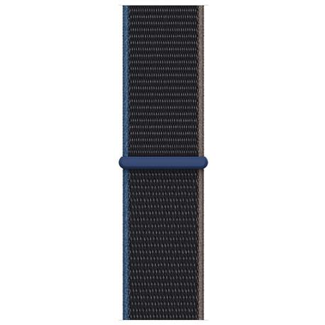 Apple Watch SE GPS + Cellular 40mm Sport Loop, space gray/charcoal (MYEL2EL/A) - Photopoint