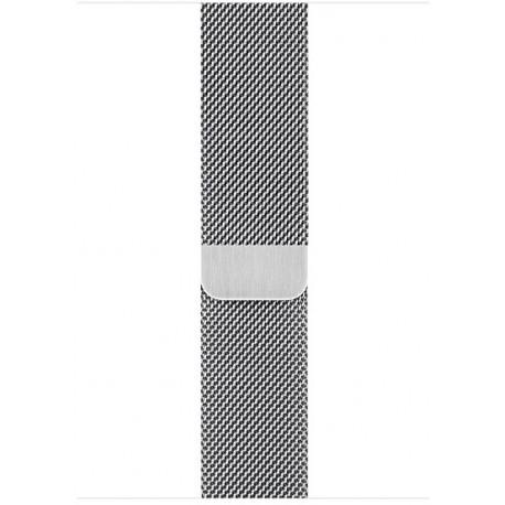 Apple Watch 6 GPS + Cellular 44mm Stainless Steel Milanese Loop, silver (M09E3EL/A) - Photopoint