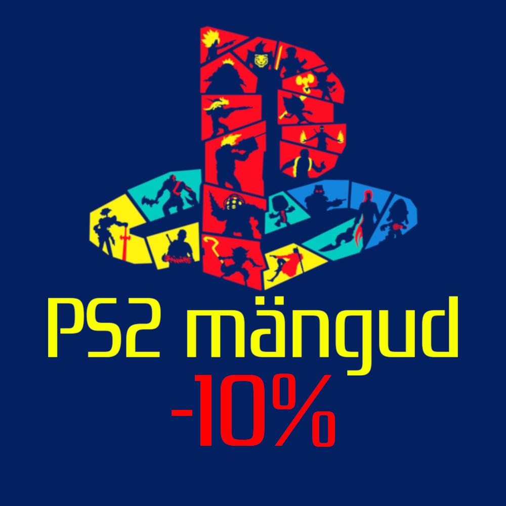 PlayStation 2 mängud -10% - Alzgamer