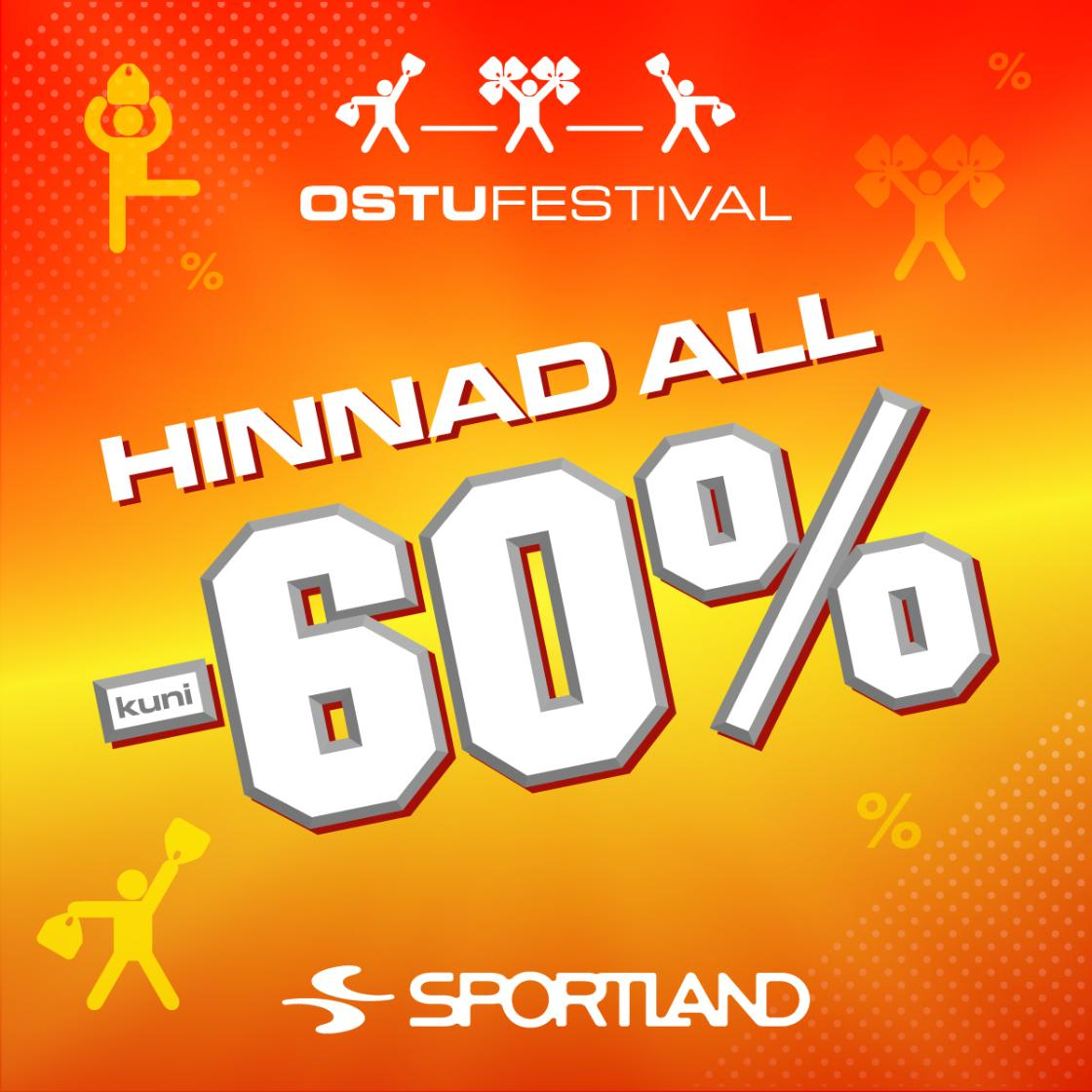 Sportlandis on OSTUFESTIVAL! - Sportland