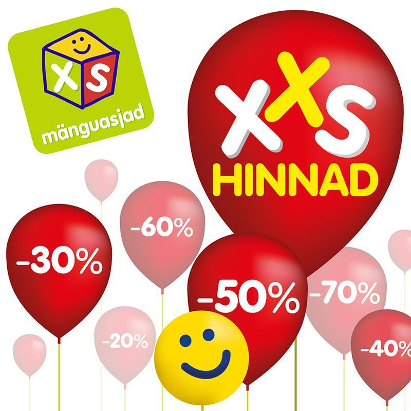 XXS Hinnad XS Mänguasjad kaupluses! - XS Mänguasjad
