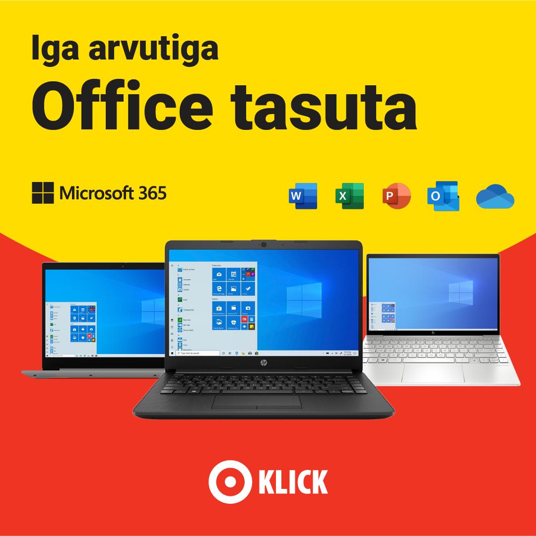 Iga mänguri arvutiga TASUTA Razer kõrvaklapid + Office! - KLICK