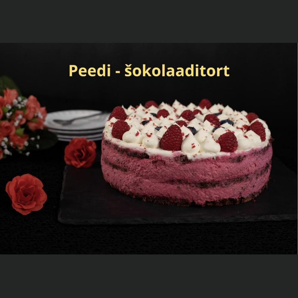 Uus tortide sari Värsked & Värvilised - Taluturg Kohvik